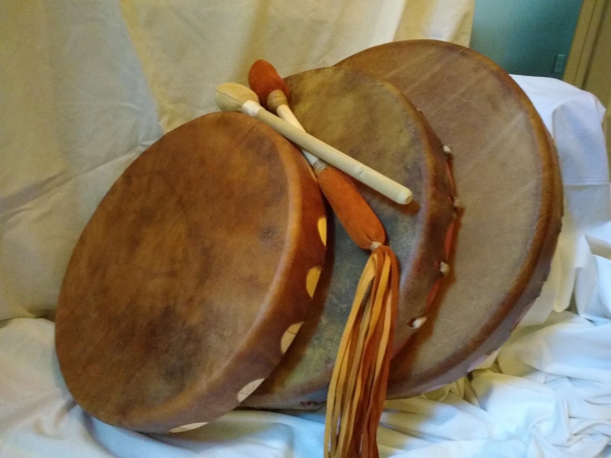 Native American Hand Drums from The Drum People