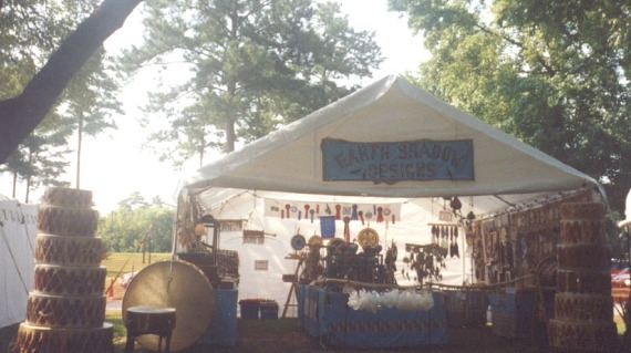 The Drum People sold Native American Hand Drums, Powwow Drums, Sweat Lodge Drums, Hand Drum Bags