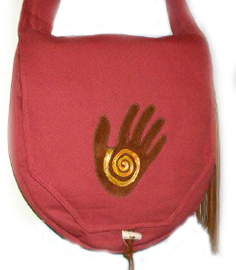 Native American Hand Drum Bag designed by The Drum People